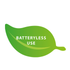Battery-free use