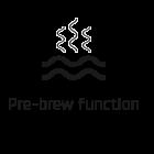 Pre brew function
