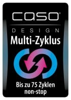 Multi-cycle: Up to 75 processes non-stop!