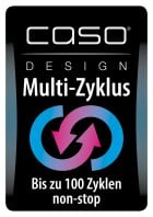Multi-cycle: Up to 100 processes non-stop!