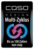 Multi-Zyklus: Bis zu 100 Vorgänge nonstop!