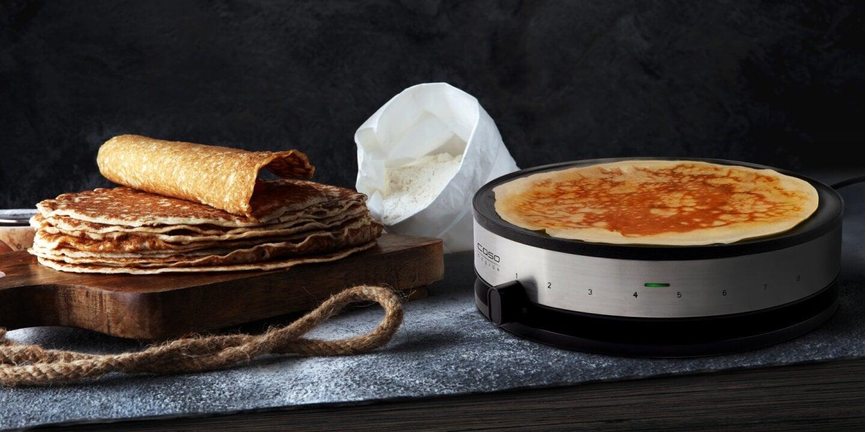 Do it your Crêpes! - Ob herzhaft ausgefallen oder einfach leicht - Selbstgemachte Crepes zur Rummelzeit