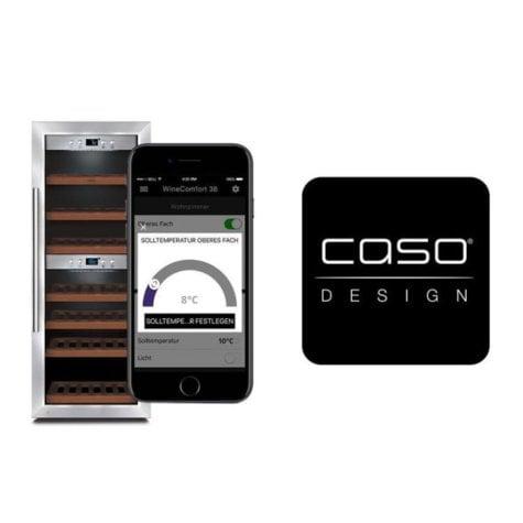 Apps - Caso Smart Kitchen