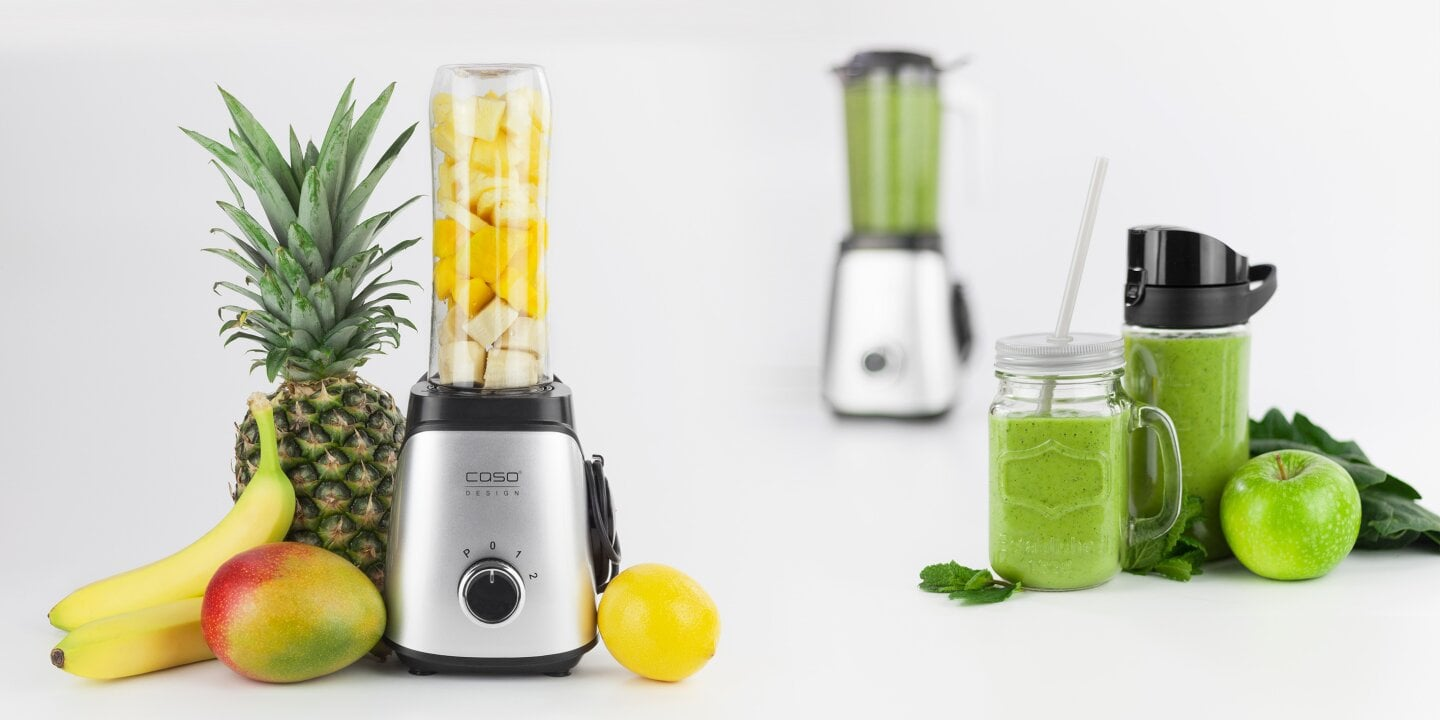 Mix & Go! - Delicious smoothies for an energetic day