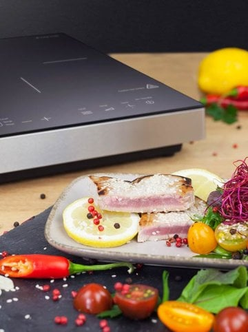 Induction -  Flexible induction appliances enrich every kitchen and every place where cooking is required.
