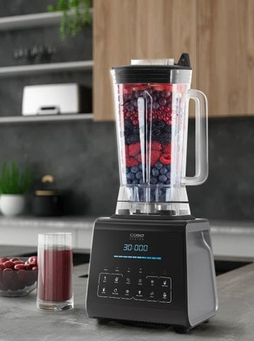 Design-Mixer & Juicer -  Healthy and vitamin-rich smoothies taste perfect and are part of a vital lifestyle.