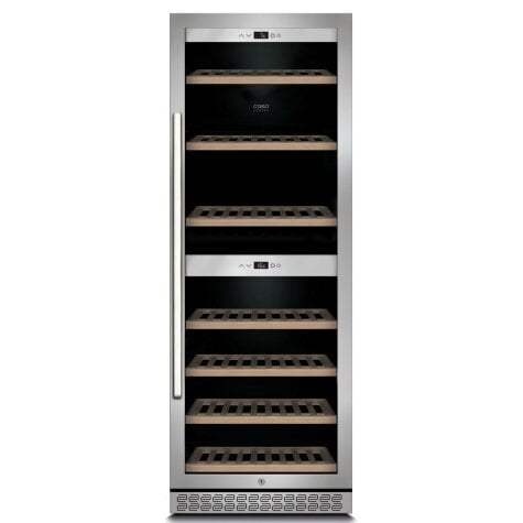None - Free-standing, under- and convertible wine coolers