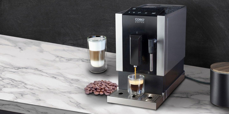 Café Crema One - Siebträgerqualität auf Knopfdruck
