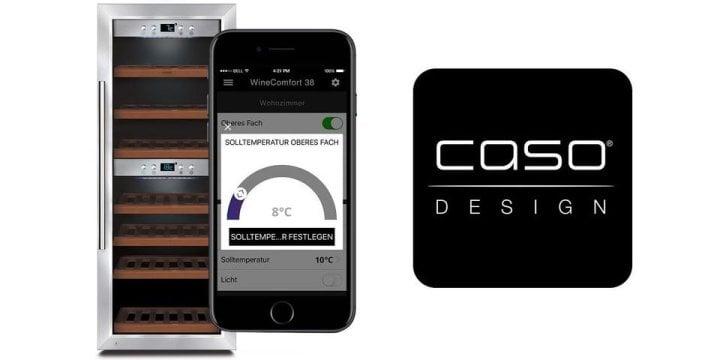 CASO Control App - App zur Gerätesteuerung - für iOS und Android