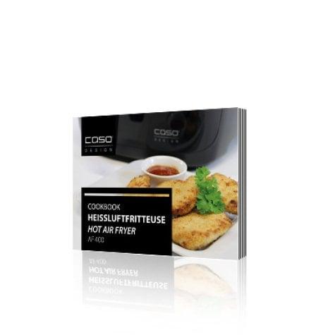 Cookbook for the hot air fryer - CASO AF 400