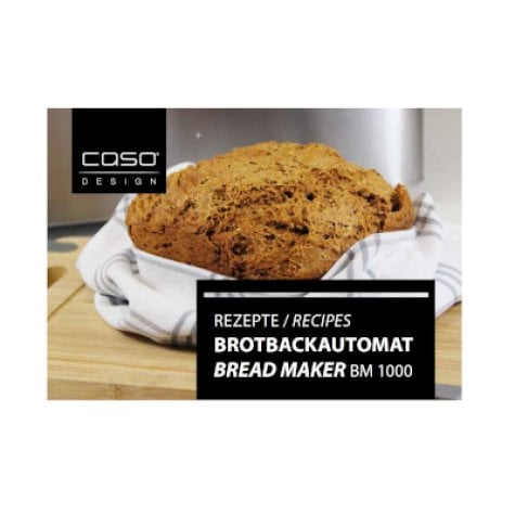 Cookbook for BM 1000 Bread maker - With baking functions