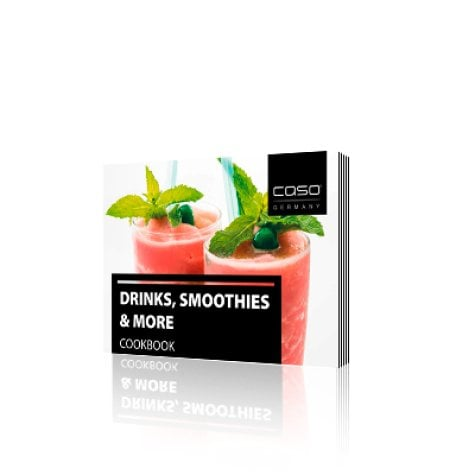 CASO Mixer & Juicer - Drinks, Smoothies & more