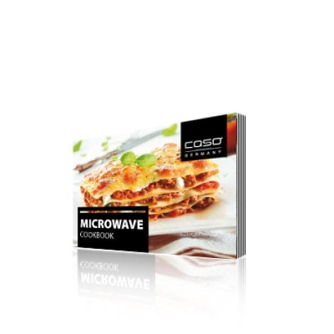 Cookbook for microwave dishes - From fish to cake