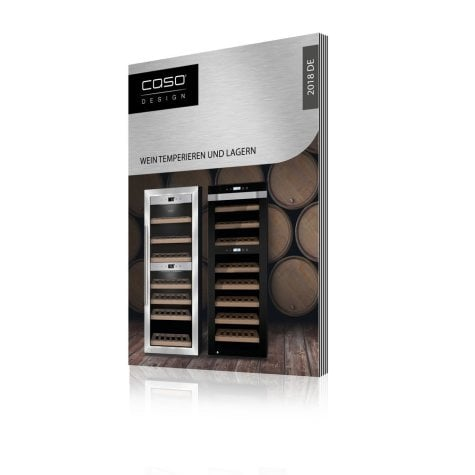 Wine cooling catalogue - Temperature control and storage of wine