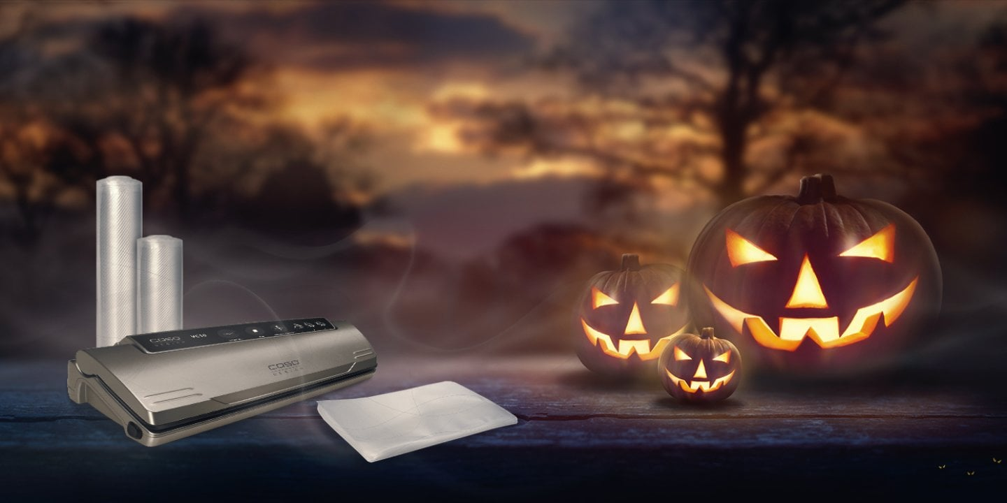 Halloween special - 15% discount on selected products!*