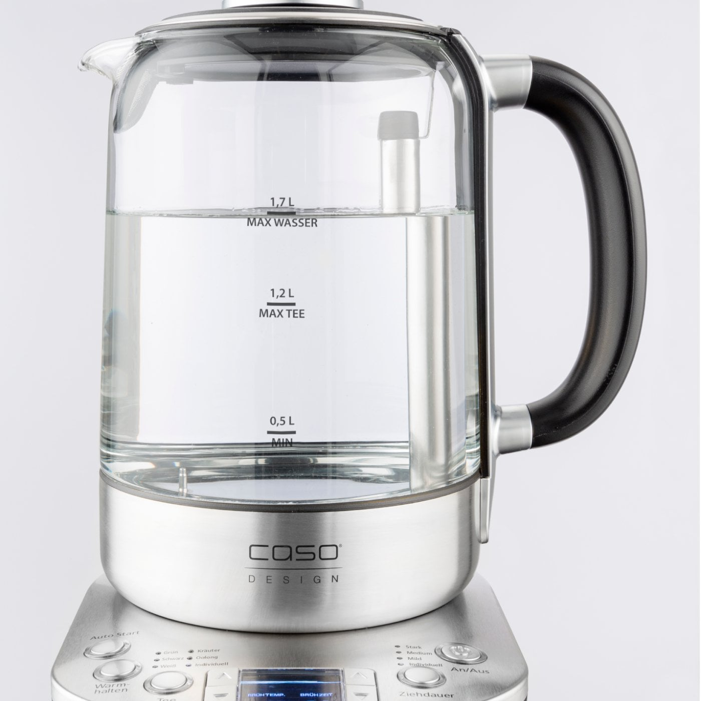 Www Pro Design Com design tea maker with auto lift function caso teegourmet pro