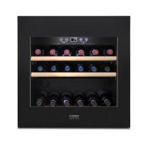 CASO WineDeluxe E 29 Einbau Weintemperierer mit Kompressortechnik - Einbaugerät 60er Nischenmaß